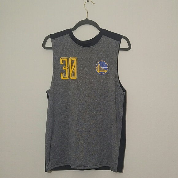 big sale ae275 c7e88 Stephan Curry Golden State Jersey Tank